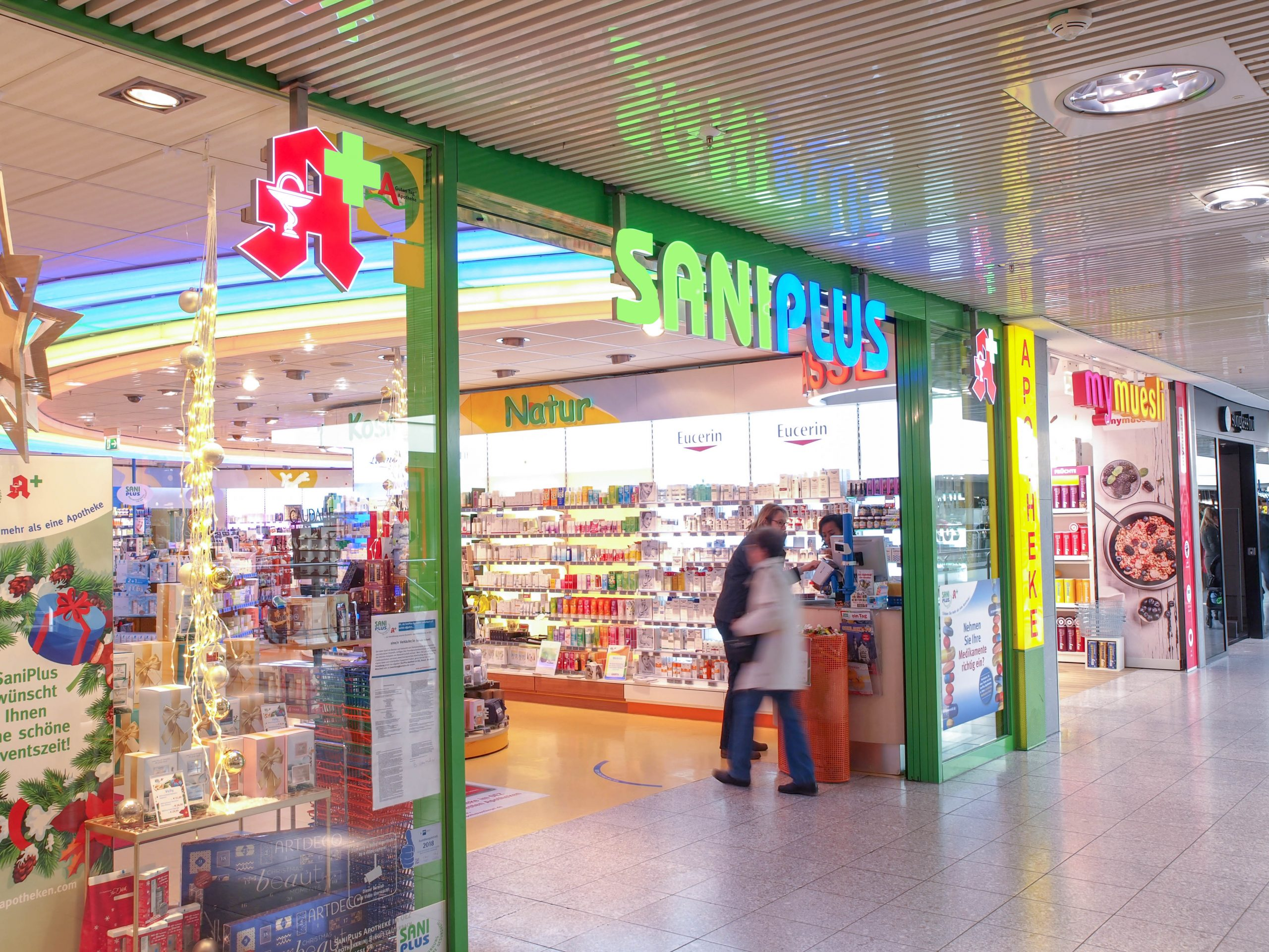PhiP bei SaniPlus in München!